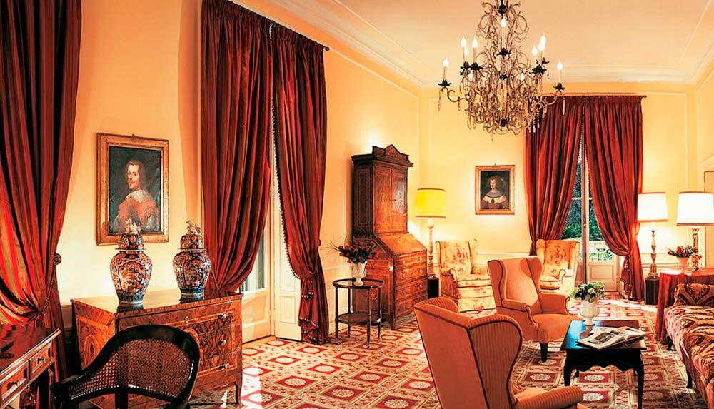 Grand Hotel Villa D\' Este complements Interior Decoration DOTTI