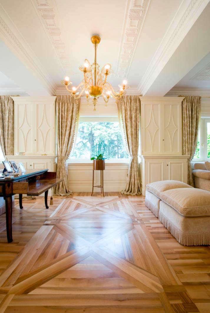 Lake como luxury villa renovation interior decoration dotti