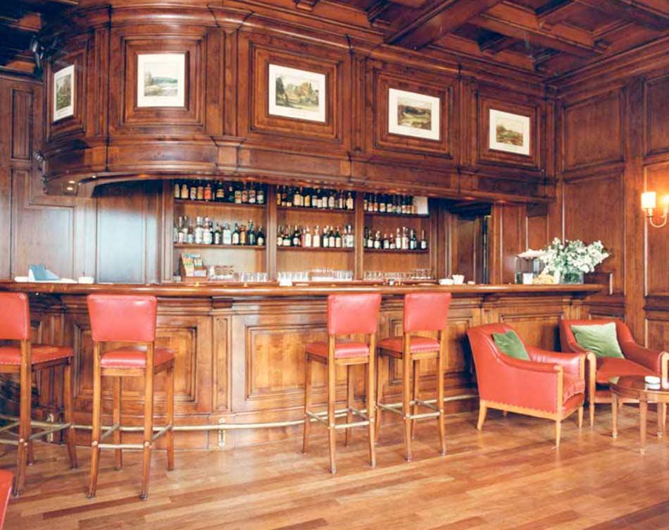 Golf Club Villa D Este Cernobbio Interior Decoration Dotti