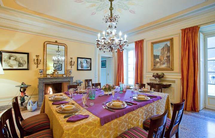 Lake como luxury property interior decoration dotti