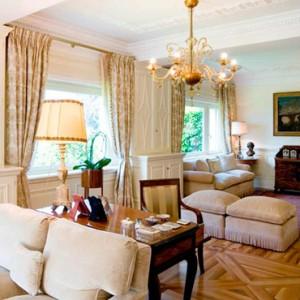 Arredamento case di lusso for Interni ville di lusso