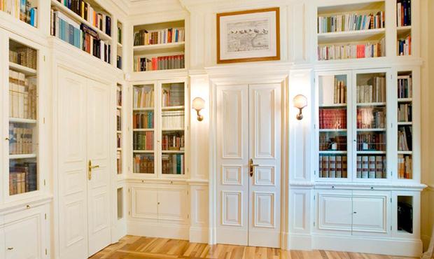 Ristrutturazioni di lusso by dotti interior decoration for Cabine invernali di lusso
