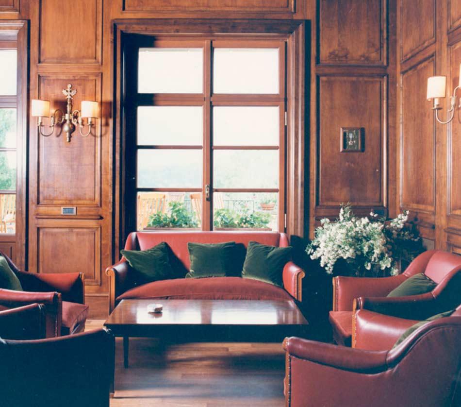 Hotel Villa Deste Como: Interior Decoration DOTTI