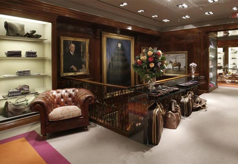 Interior decoration arredamento di lusso cernobbio como for Etro arredamento